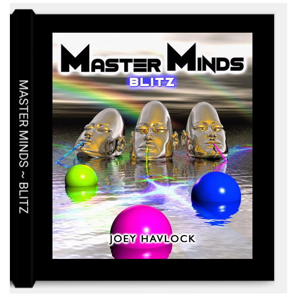 BOOK: Master Minds - Blitz - Joey Havlock