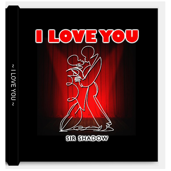 BOOK: I LOVE YOU - One Line Art & Poetry - Sir Shadow
